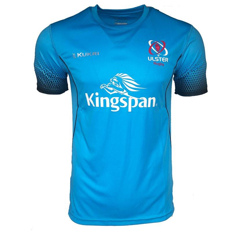 Ulster Rugby 2019 Technical Gym Kids Tee - Blue