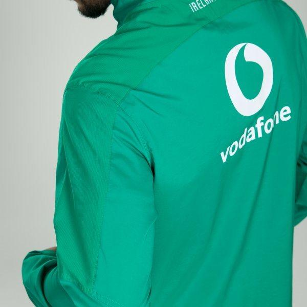 Ireland Rugby Vaposhield Anthem Jacket
