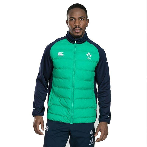 Canterbury Ireland Rugby Thermoreg Hybrid Jacket