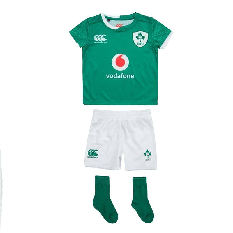 Ireland Rugby Home Infants Kit