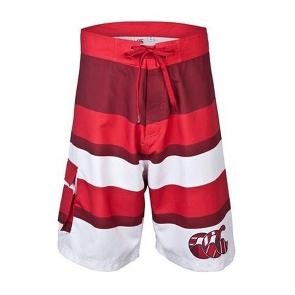 Canterbury Uglies Board Short - Red