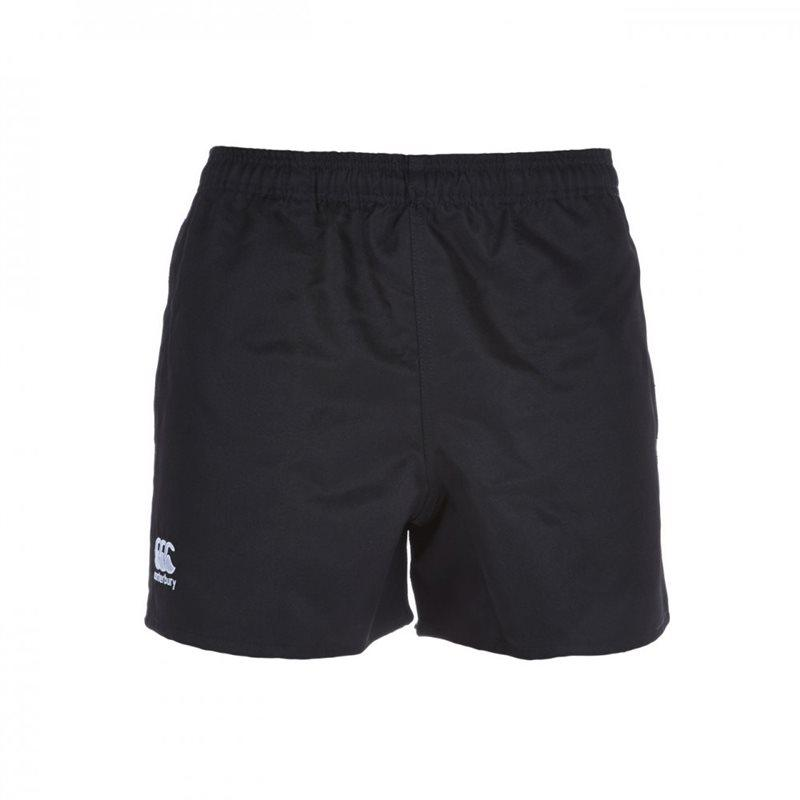 Professional Jnr Rugby Short - Black