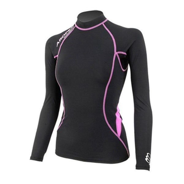 Aropec Ladies Long Sleeve Compression Top
