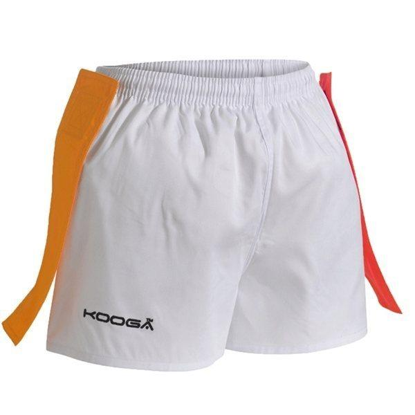 Tag Rugby Playing Shorts - White