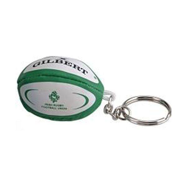 Ireland IRFU ball keyring