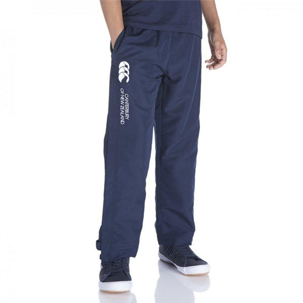 Junior Open Hem Stadium Pants 2016 - Navy