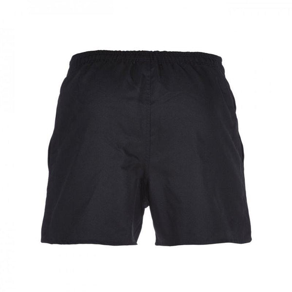 Junior Professional Polyester Shorts  - Black