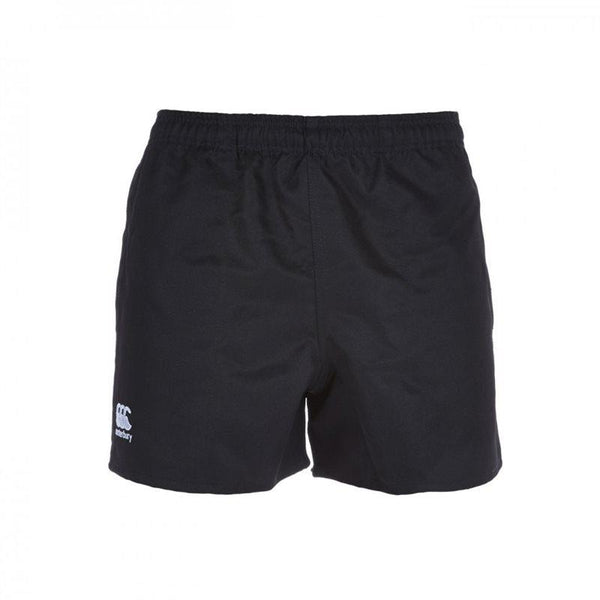 Canterbury Junior Professional Polyester Shorts 2016 - Black