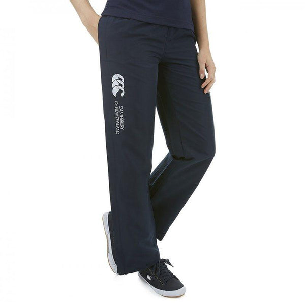 Ladies Open Hem Stadium Pants 2016 - Navy