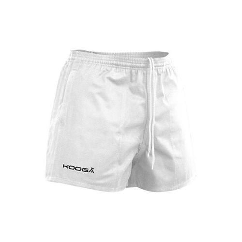 Kooga Murrayfield Junior Rugby Shorts - White