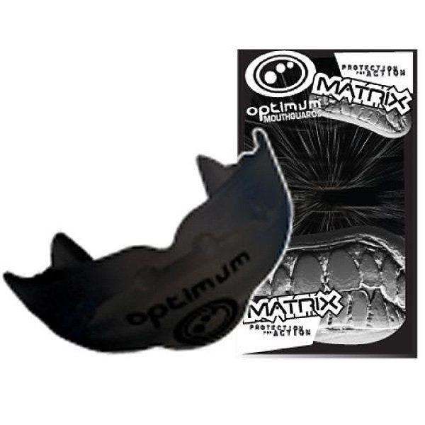 Matrix Mouth Guard - Black