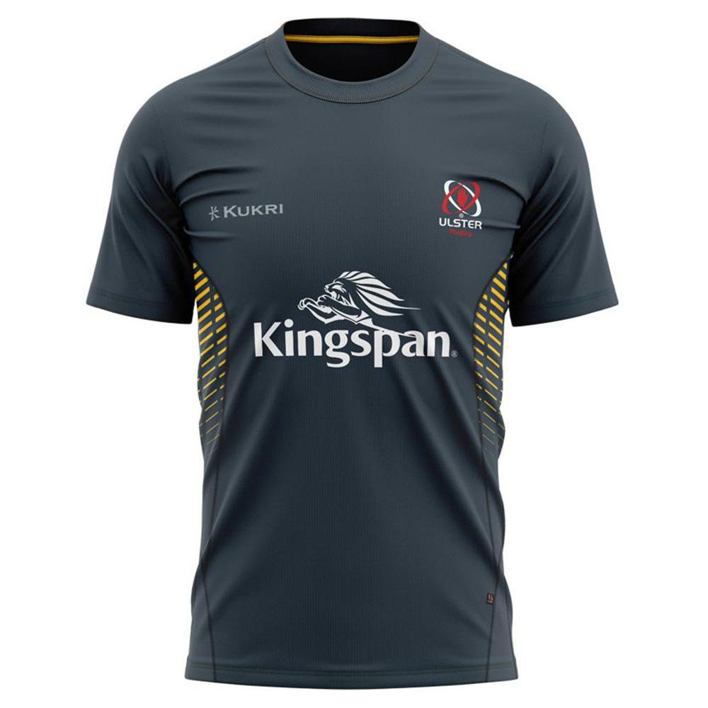 Ulster Rugby 2020/21 Gym Tee - Grey- Kids