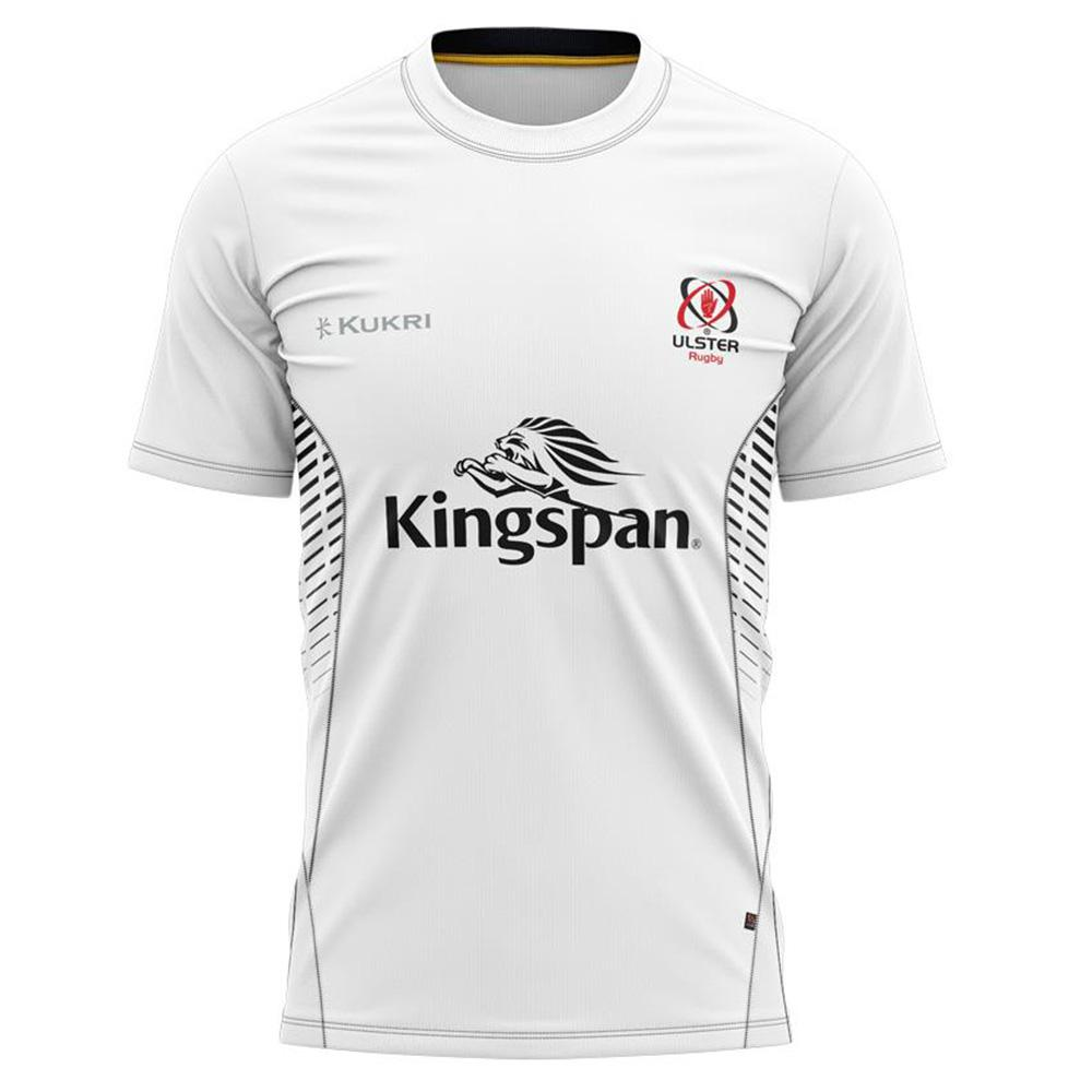 Ulster Rugby 2020/21 Gym Tee - White