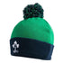 Ireland Rugby Acrylic Bobble Hat - Green