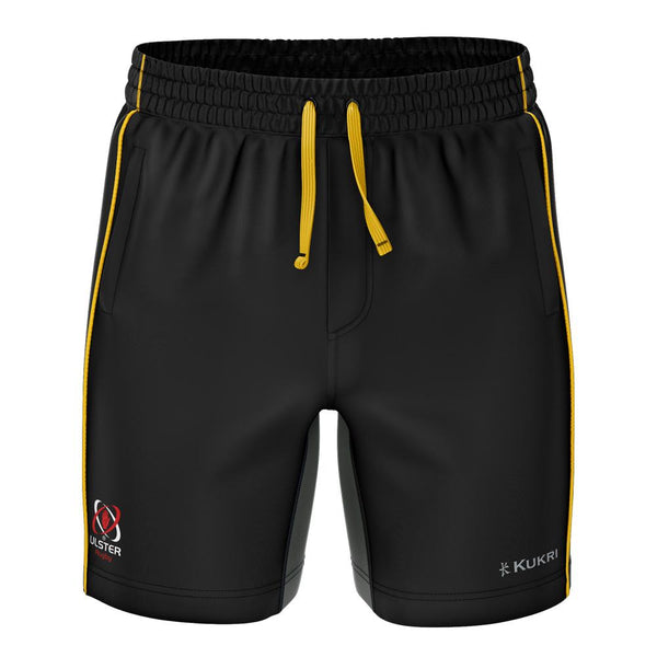 Ulster Rugby 2020/21 Training Short - Black
