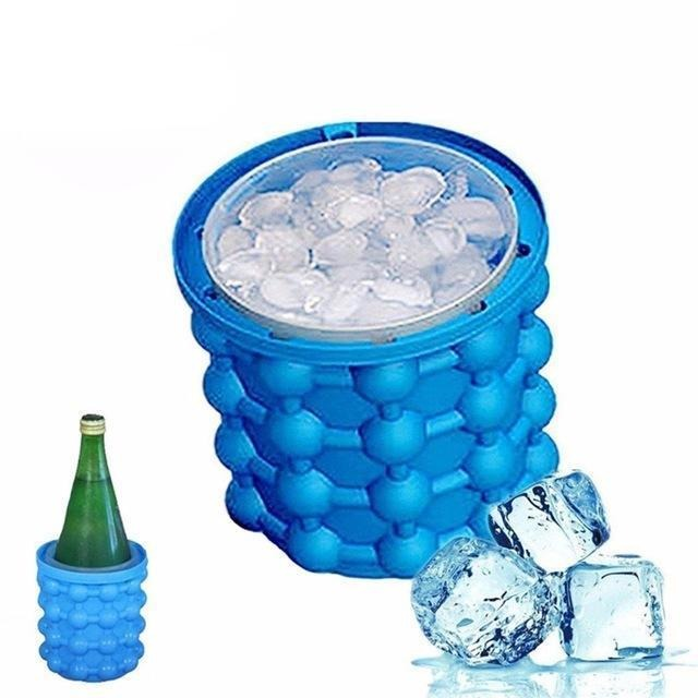 The Revolutionary Space Saving Ice Cube Maker, Kitchen - Batoo
