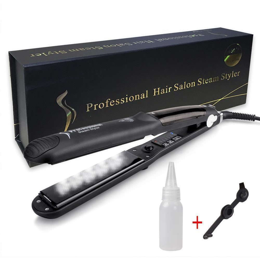 Hair Steam Straightener™, beauty - Batoo