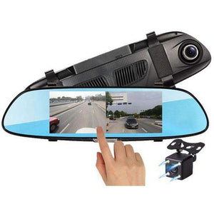 7'' Dual Lens Dash Cam, Automotive - Batoo