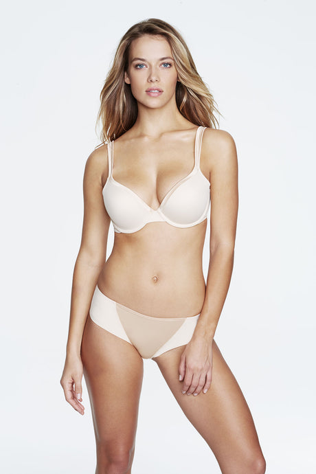Everyday Seamless Push Up Bra