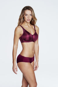 Everyday Seamless Minimizer Bra in Purple