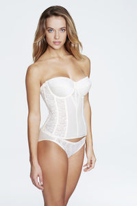 Low back Bridal Corset