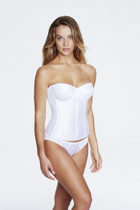 Juliette Corset in White