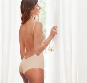 Low Back wedding lingerie