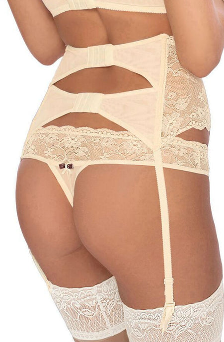 Fifi Thong in Cream