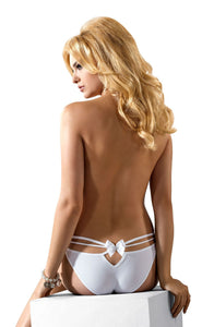 Roza Mimi Brief in White