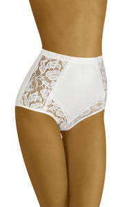 Eleganta Briefs in White