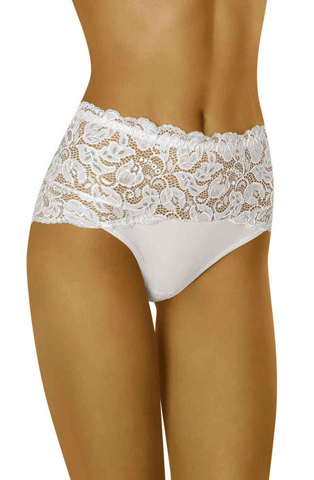 Teri Briefs in White