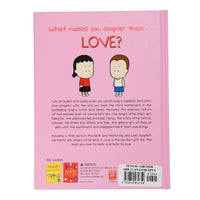 "Book ""Angry Little Girls in Love"""