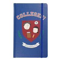 College!!! Lined Blank Journal