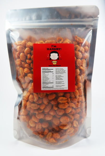 I'm HANGRY! Spicy Nut Snack