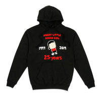 Angry Little Asian Girl 25 years hoodie ADULT sweatshirt