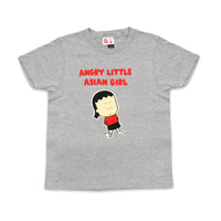 Angry Little Asian Girl YOUTH tshirt