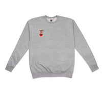 Anger is a Gift crew neck sweatshirt