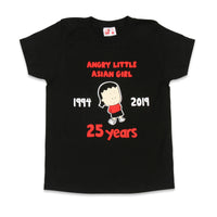 Angry Little Asian Girl 25 years YOUTH tshirt