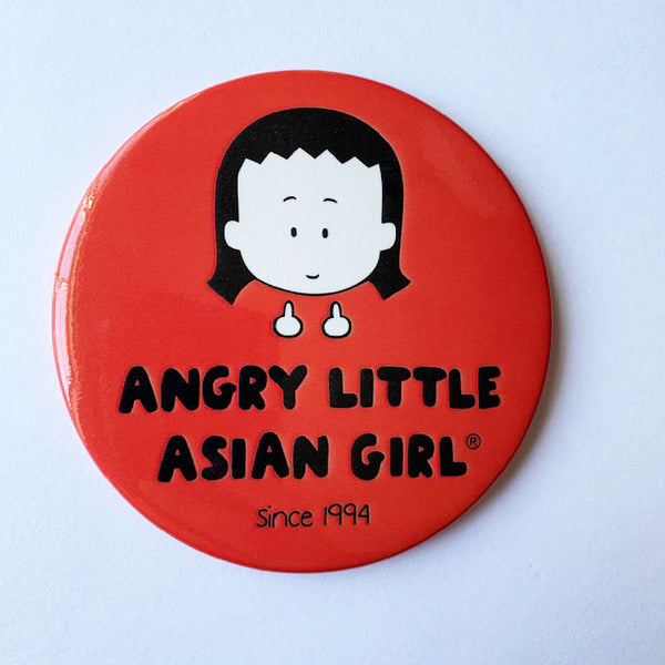Angry Little Asian Girl since 1994 magnet