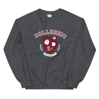 """College!!!"" Unisex Sweatshirt"
