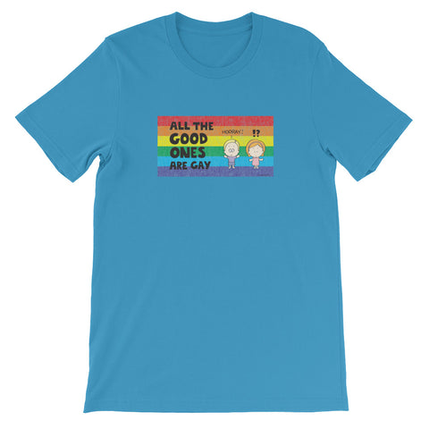 All the Good Ones are Gay. Hooray! Tshirt