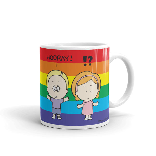 All the Good Ones Are Gay Mug