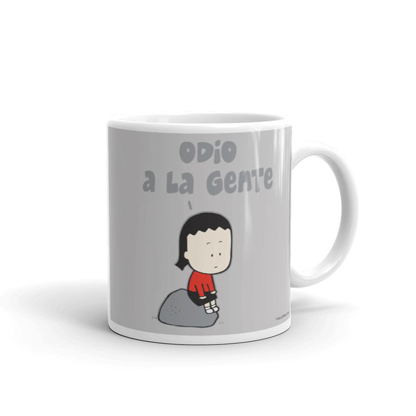 I Hate People (Spanish) Mug