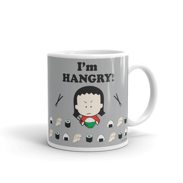 I'm HANGRY! (Asian Food) Mug
