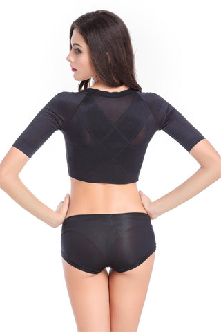 Fashion Arm Slimmer Top