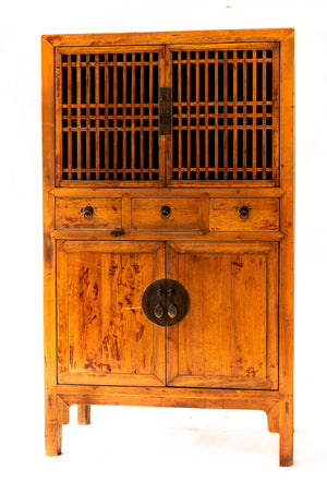 Antique Chinese Kitchen Cupboard