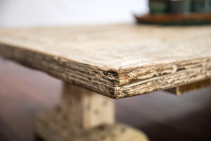 Dhow Low Dining Table Table
