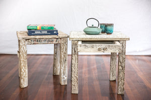 Dhow Side Tables