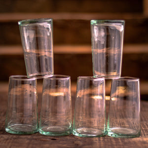 Beldi Clear Glasses (set of 6)