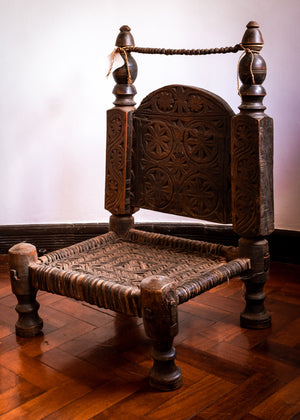 Antique Tribal Chair